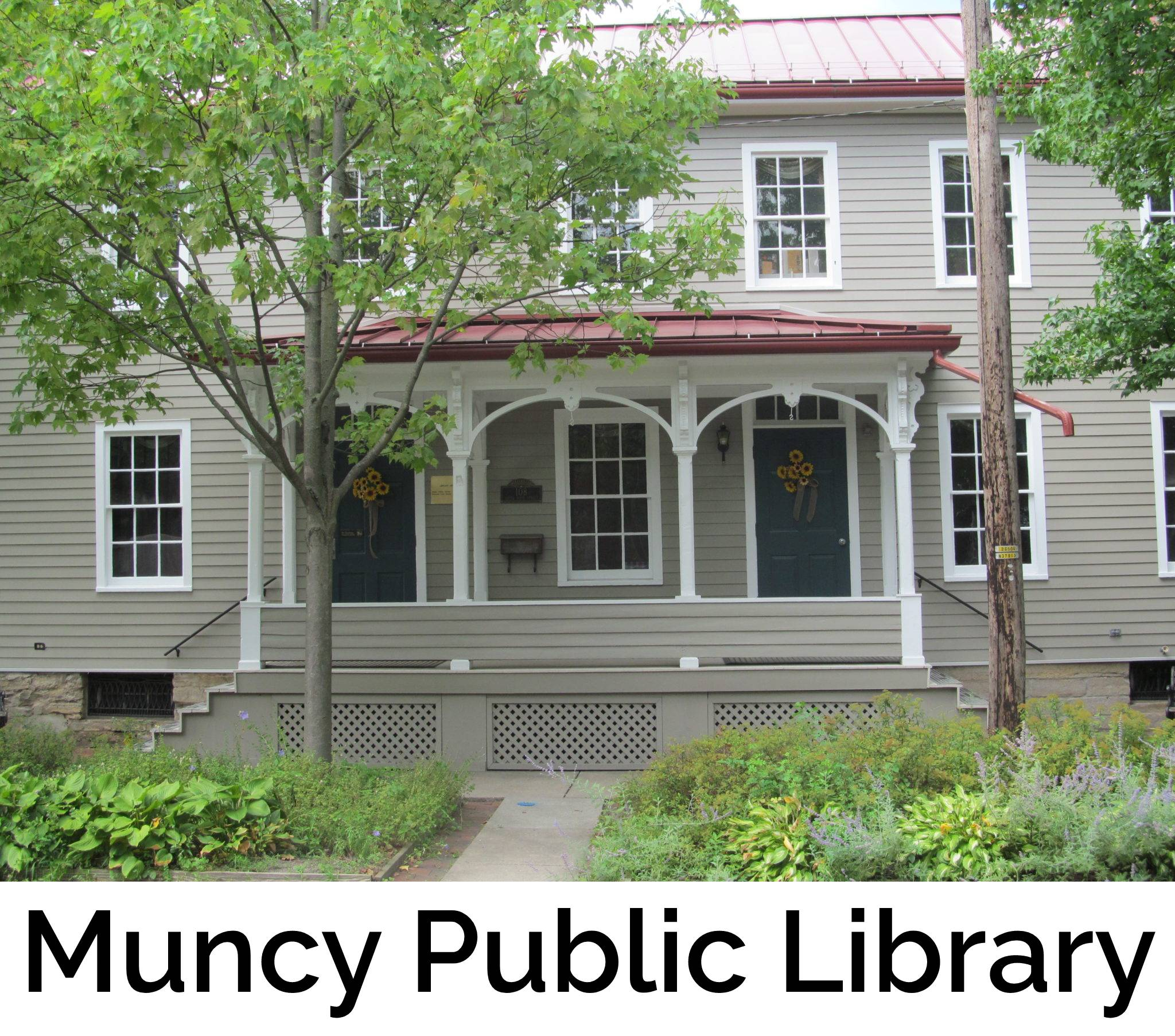 muncy library street view (1)